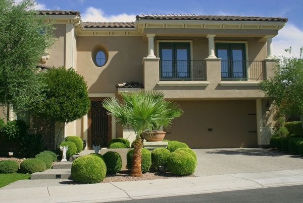 Buying a house in las vegas